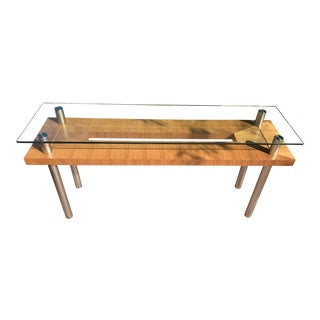 BDI USA Modern Console Table