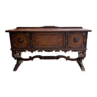 Wood Berkley and Gay Sideboard C. 1920 For Sale