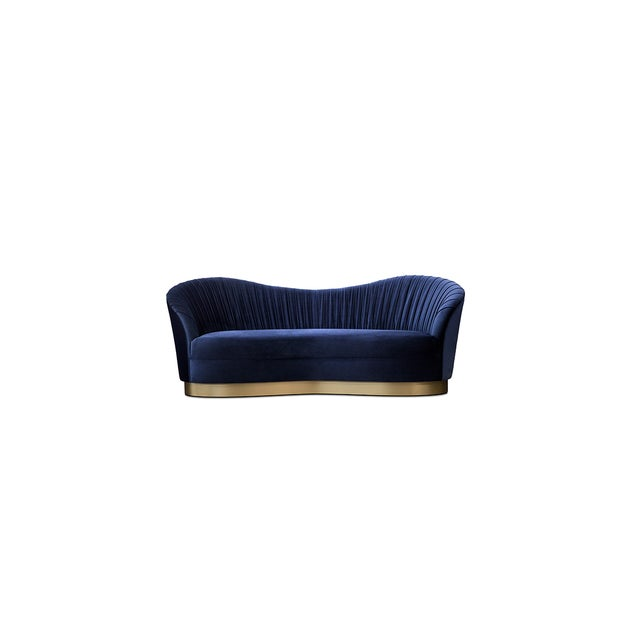 Kelly Sofa From Covet Paris For Sale - Image 10 of 10