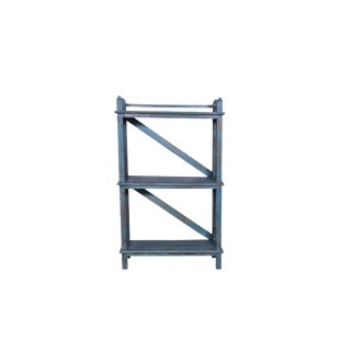 Rustic Marlon 3 Tier Wooden Rack For Sale
