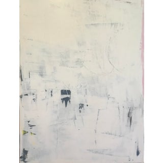 "Sarah Trundle ""Sidelined"" Contemporary Abstract Painting For Sale"