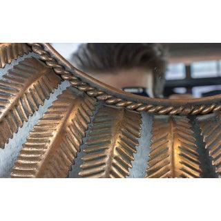 Copper-Plated Sunburst Mirror Preview
