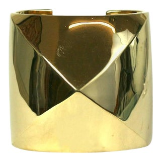 St. Johns Singular Oversized Stud Cuff For Sale