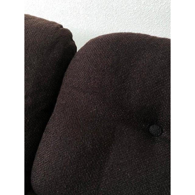 Mid Century Modern Jerry Johnson Chrome Sofa For Sale - Image 11 of 12