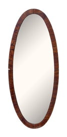 Image of Wood Framed Wall Mirrors