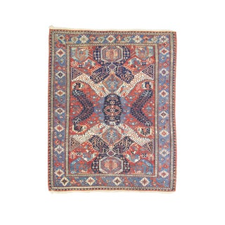 Dragon Sumak Rug - 7′1″ × 9′5″ For Sale
