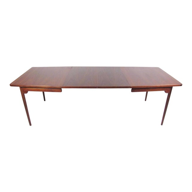 Jens Risom Danish Modern Dining Table - Image 1 of 10