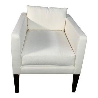 Modern Restoration Hardware Armchair For Sale