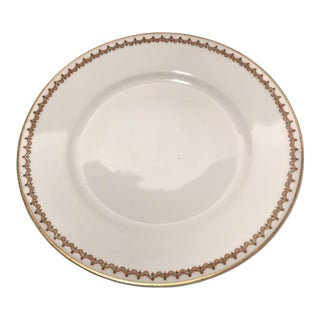 20th Century Limoges Porcelain Theodore Haviland Luncheon/Salad Plate