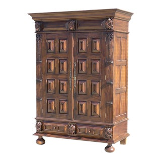 Louis XIII Armoire For Sale