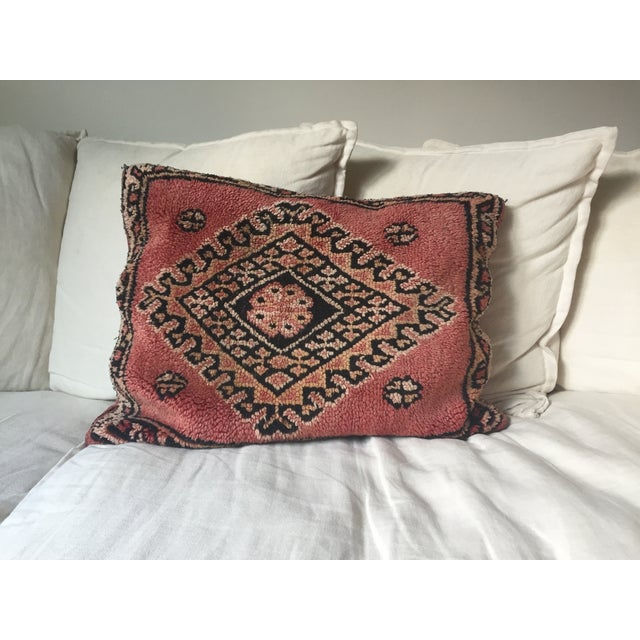 Vintage Turkish Kilim Pillow - Image 2 of 7