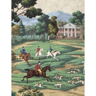 Casa Cosima Monticello Mural - Sample For Sale