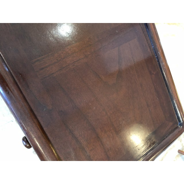 Mahogany Console Sofa Table by Grange For Sale - Image 11 of 13
