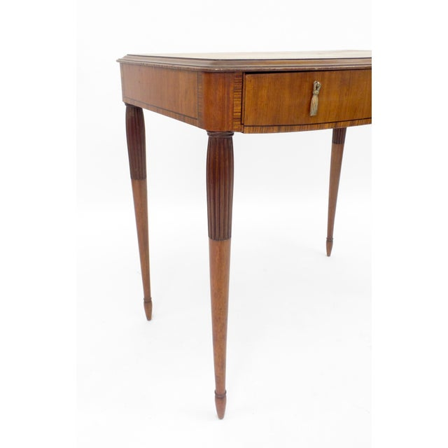 Art Deco Period Side Table For Sale - Image 4 of 6