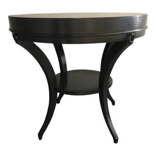 "Hickory White ""Ruby"" Side Table For Sale"