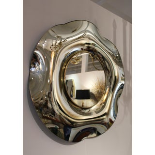 Wave Italian Mirror by Ghiró Studio Preview