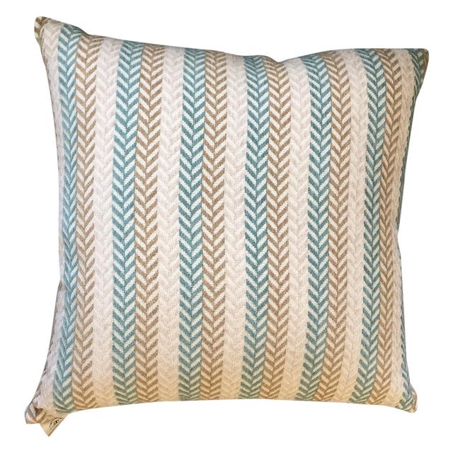 Elaine Smith Plush Plume Outdoor Pillow - Image 1 of 3
