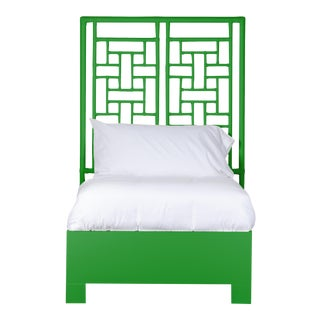 Ohana Bed Twin - Bright Green For Sale
