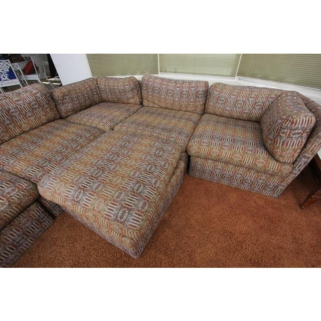 Milo Baughman Vintage Sectional for Thayer Coggin - Image 2 of 10