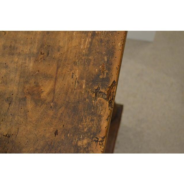 """Antique """"Table D'Echangeur"""" For Sale - Image 10 of 13"""