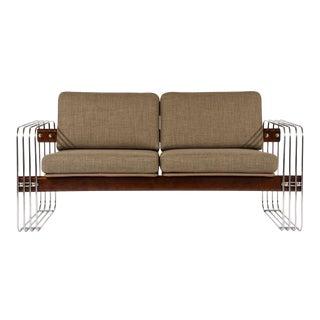 Heinz Meier Mid-Century Modern-Style Sofa
