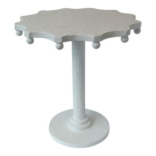 Contemporary Teatro Side Table For Sale