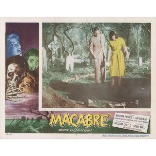 Macabre 1958 U.S. Scene Card For Sale