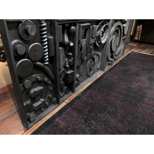 Gt Atelier Custom Tv Art Wall by the Golden Triangle Chicago For Sale In Chicago - Image 6 of 13