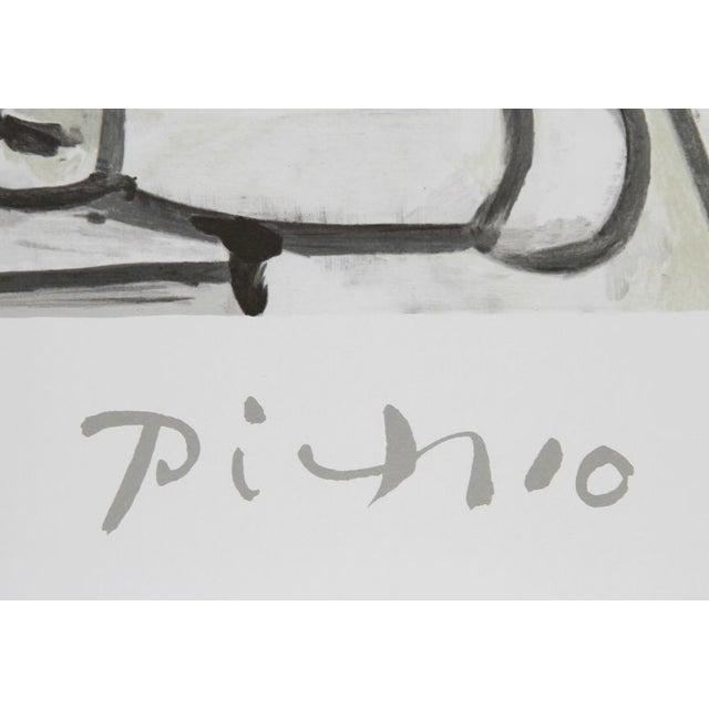 Artist: Pablo Picasso, After, Spanish (1881 - 1973) Title: Buste de Petite Fille Year of Original Artwork: 1952 Medium:...
