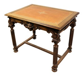Image of Gold Leaf Center Tables