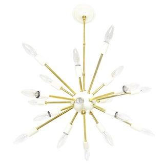 1950s Italian Sputnik Chandelier For Sale