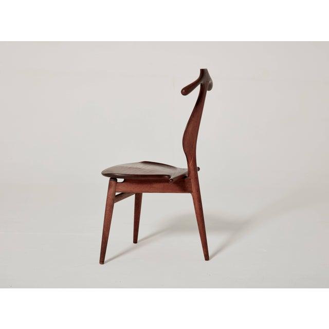 Mid-Century Modern Hans Wegner Valet Chair, Made by Johannes Hansen, Denmark, 1950s-1960s For Sale - Image 3 of 11