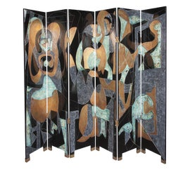 Image of Mid-Century Modern Screens and Room Dividers