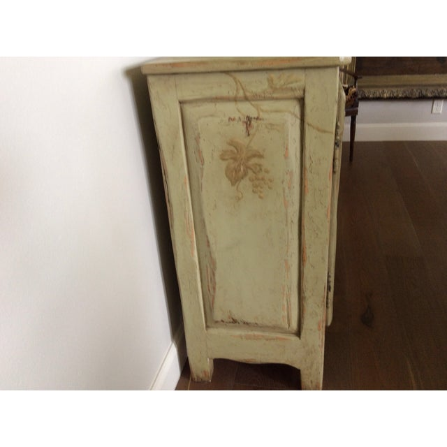 Farmhouse Collection Painted Sideboard - Image 4 of 6