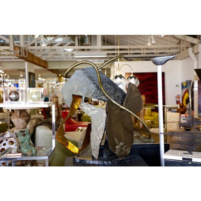 Large Impressive Arthur Gibbons Sculpture For Sale - Image 11 of 12