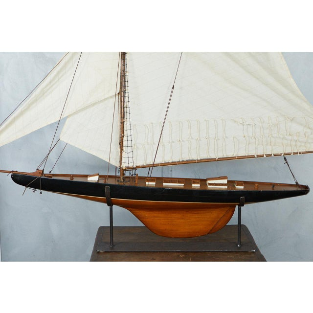 Large Model Sailing Boat For Sale In Los Angeles - Image 6 of 10