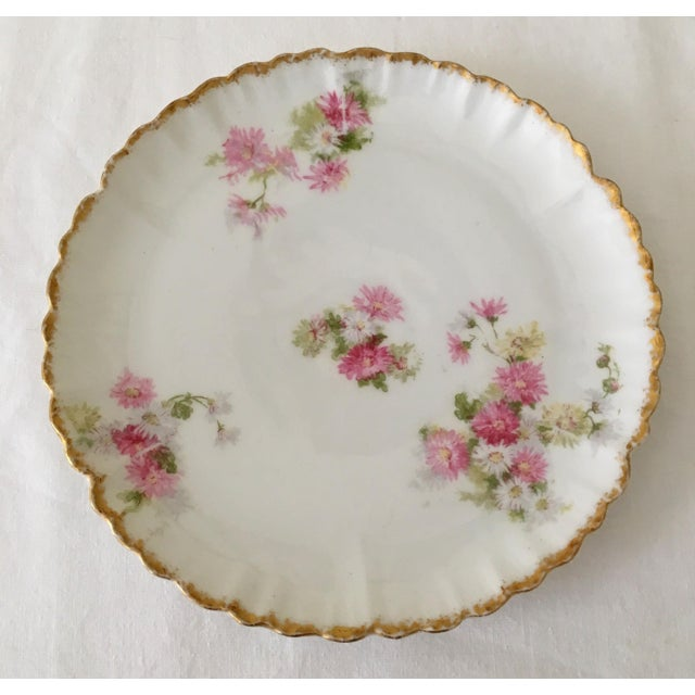 French French Limoges Haviland Dessert Plates - Set of 6 For Sale - Image 3 of 11