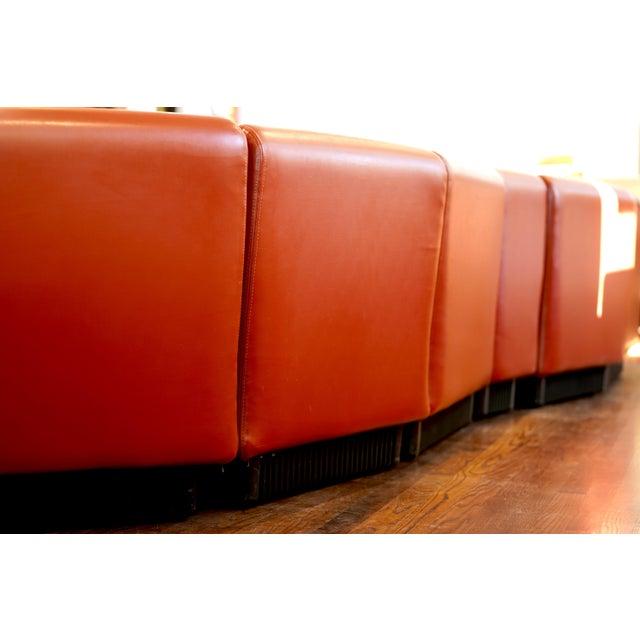 Mid-Century Modern 1980s Vintage Don Chadwick Herman Miller Modular Seating Sofa For Sale - Image 3 of 6