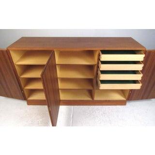 Mid-Century Modern Teak Storage Cabinet Preview