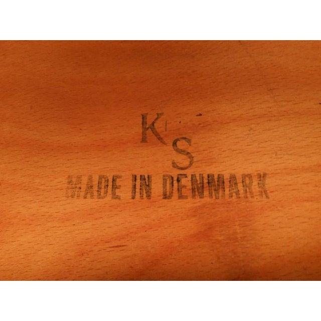 Kai Kristiansen for Korup Stolefabrik Dining Chairs - Set of 4 - Image 9 of 10
