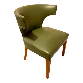 Mid-Century Modern Austrian Lounge Chair For Sale
