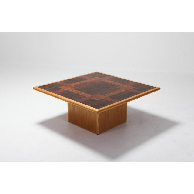 Mid-Century Modern Middelboe and Lindum Mosaic Coffee Table For Sale - Image 3 of 8
