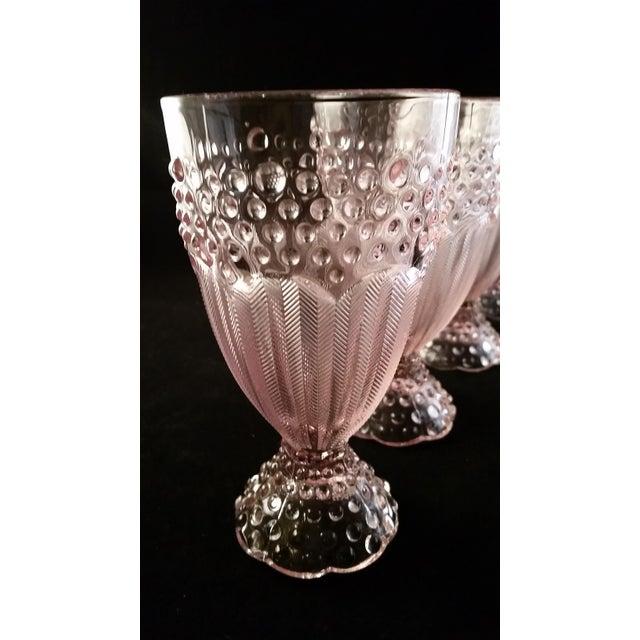 Gorham Iced Tea Crystal Goblets - Set of 4 - Image 6 of 6
