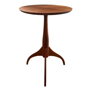 Mid Century Modern Danish Side Table For Sale