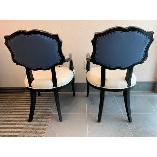 Modern Celerie Kemble Hexafleur for Henredon Chairs- A Pair Preview