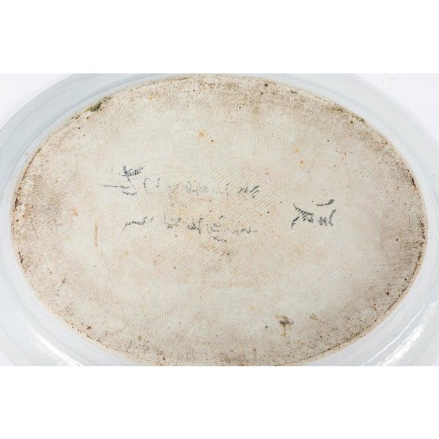 Ceramic 19th Century Rose Medallion Covered Tureen and Platter - 2 Pieces For Sale - Image 7 of 11