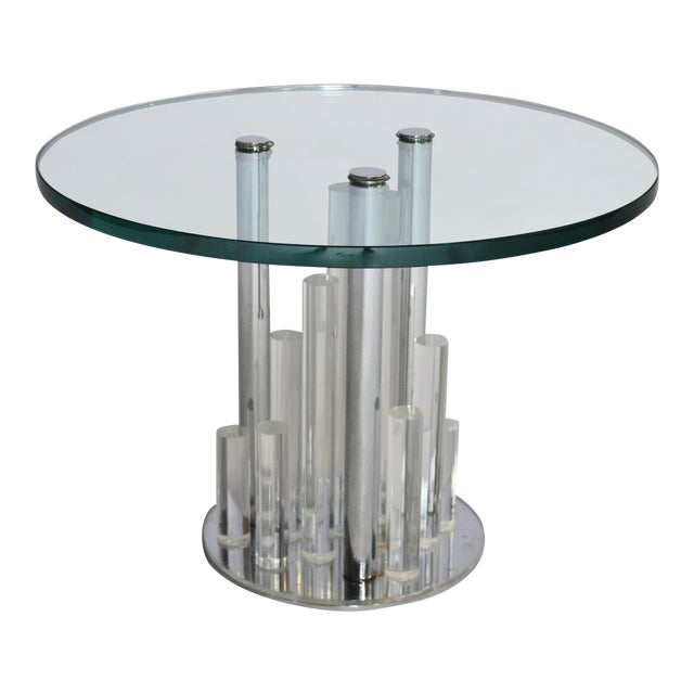 """Loretta"" Table by Charles Hollis Jones For Sale"
