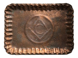 Image of Copper Trays