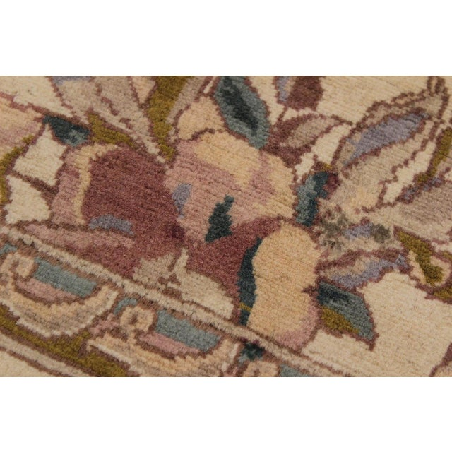 Victorian Basan Pak-Persian Rossana Wool Rug - 8′5″ × 10′ For Sale - Image 4 of 9