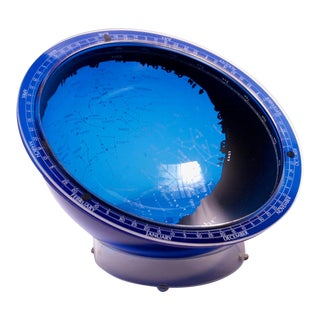 """Vintage Spherical Concepts """"Bowl of Night"""" Planisphere Celestial Globe With Box For Sale"""